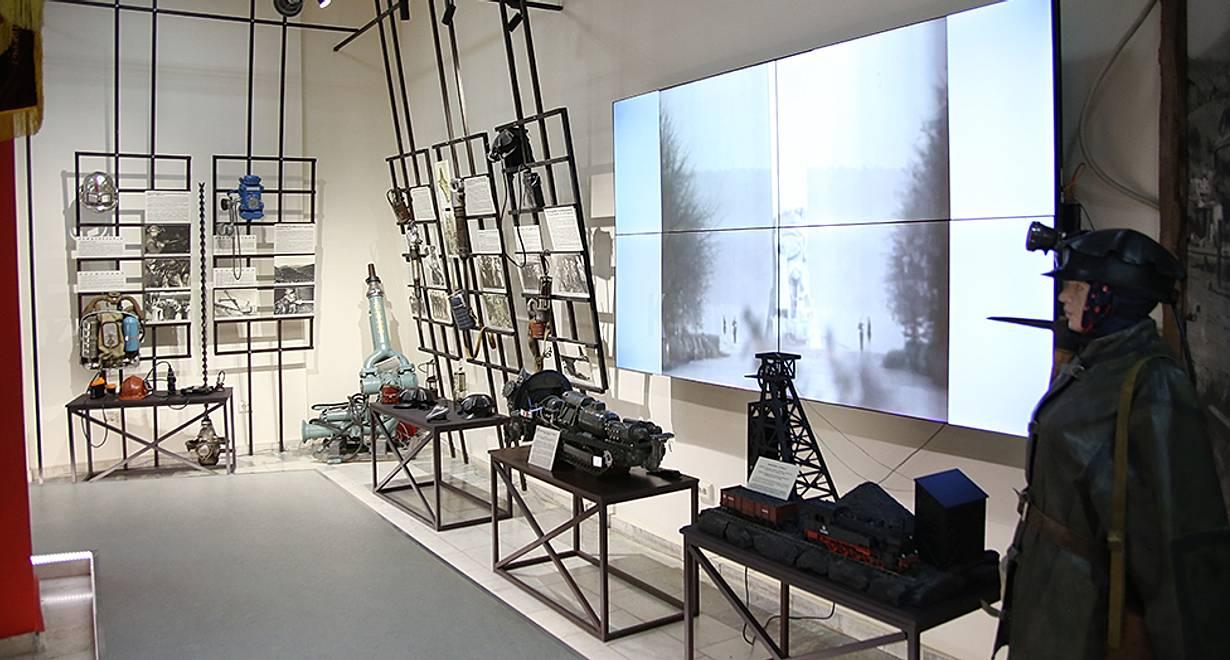 Экскурсия «Развитие угольной промышленности Кузбасса»