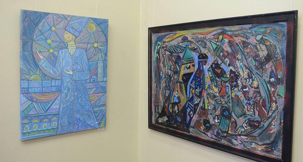 Выставка «Тамга XXI «Под вечным небом»