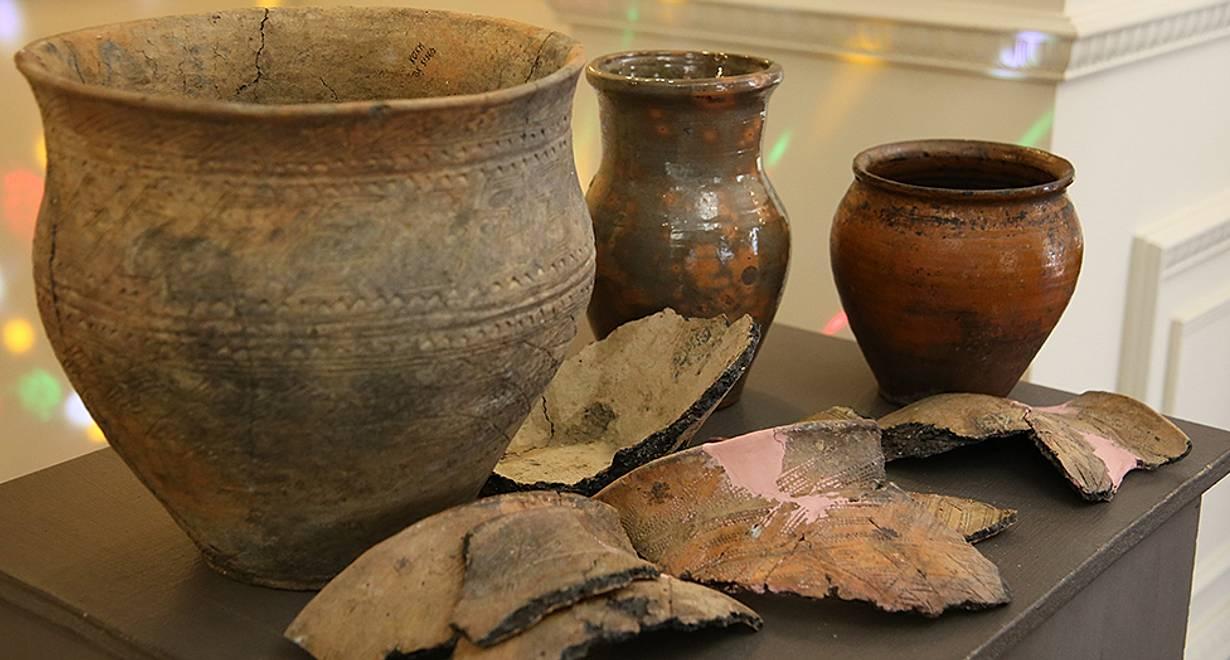 Музейное занятие «Огненные гончары»