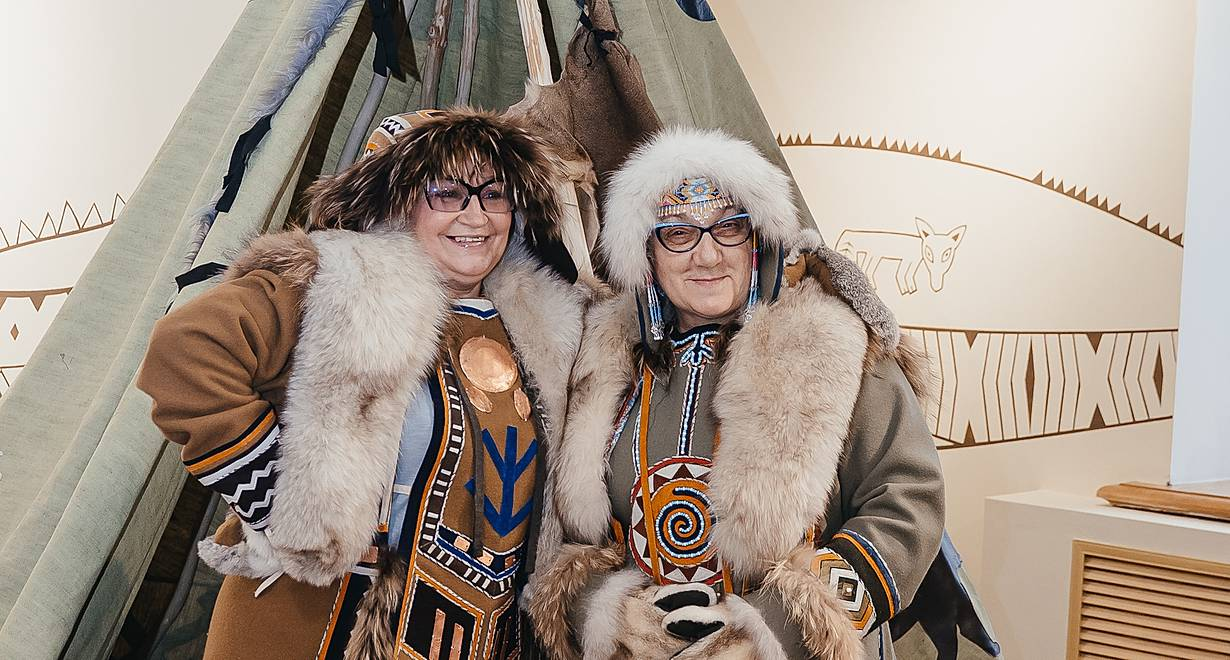 Жизнь, быт и культура амурских эвенков