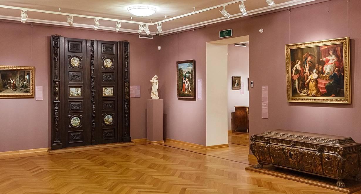 «Западноевропейское искусство XVI–XX веков»