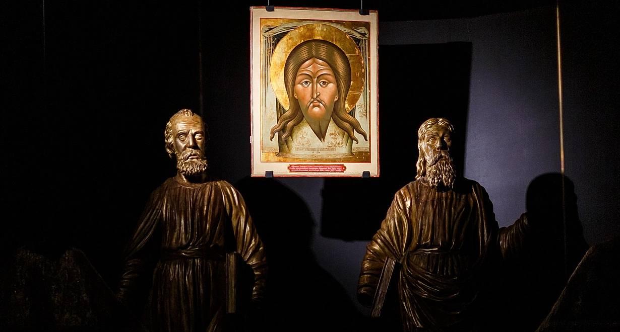 Выставка «Спор о бороде»
