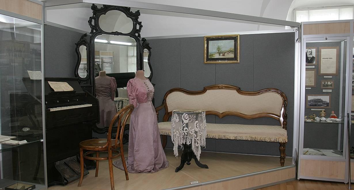 Экспозиции Краеведческого музея г. Кунгура