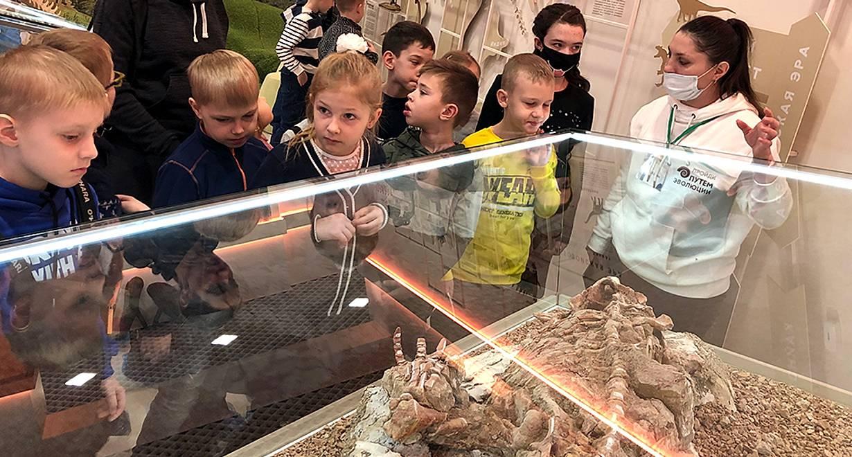 Тематическая экскурсия «Динозавровая фауна Кузбасса»