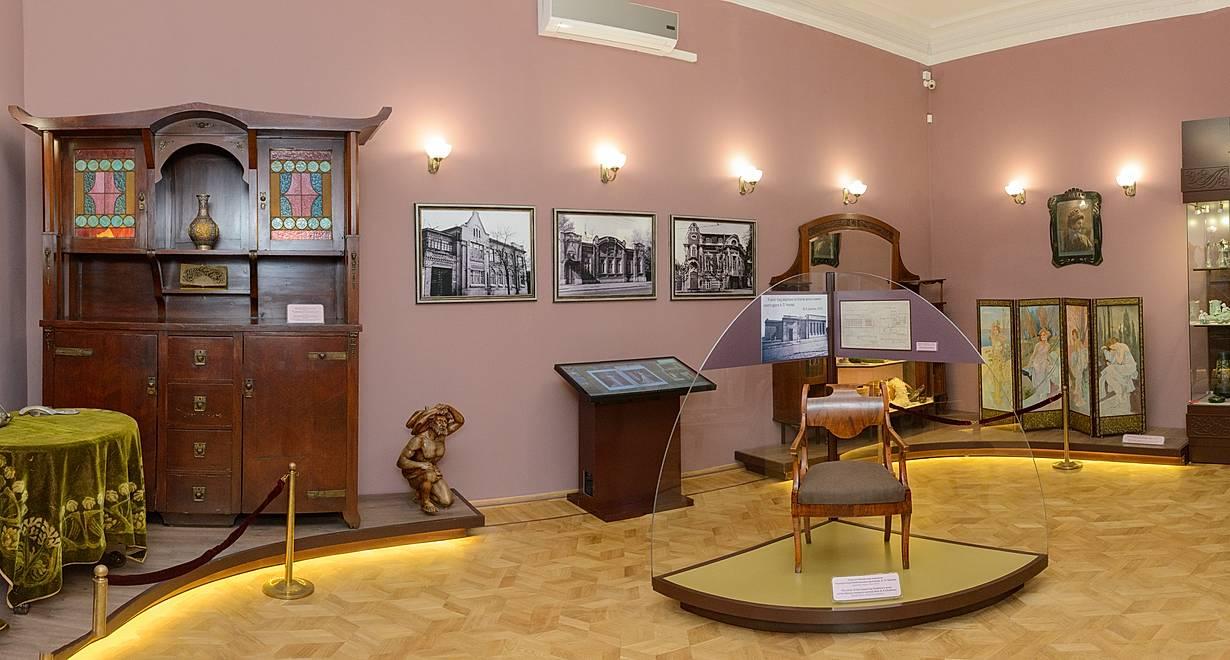 Музей «Градостроительство и быт г. Таганрога»