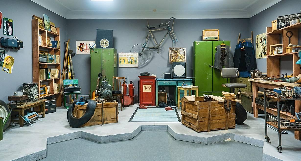 Спектакль «Тайны старого гаража»