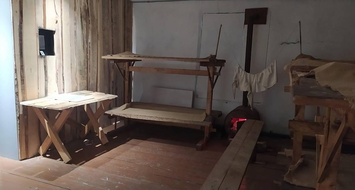 Выставки  жилой зоны музея-заповедника «Пермь-36»