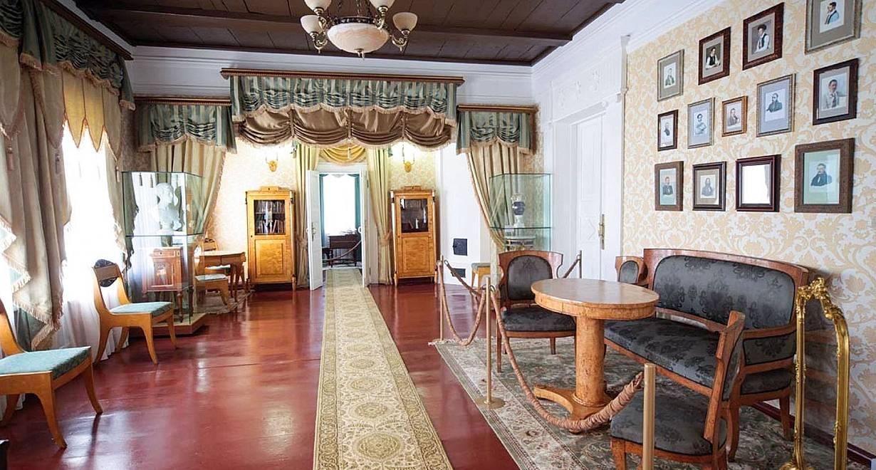 Иркутский музей декабристов (Дом-музей Трубецких)
