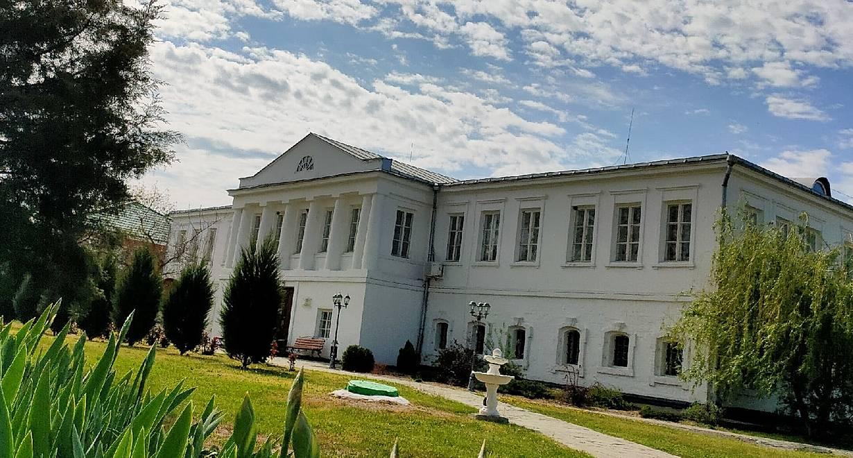 """""""Старочеркасский  музей-заповедник"""""""