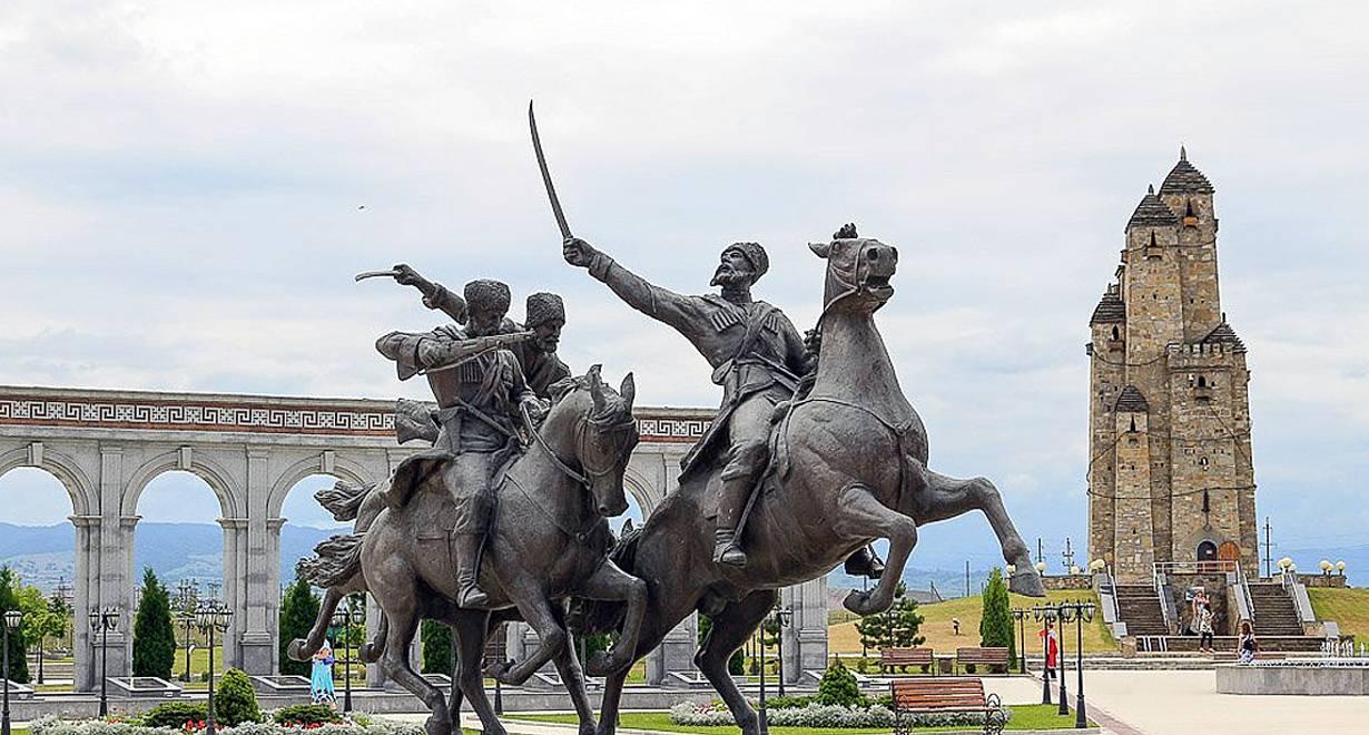 Мемориальный комплекс жертвам репрессий