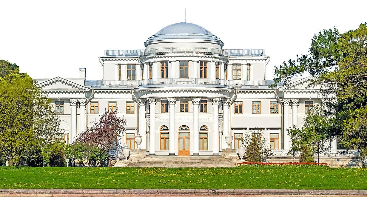 Елагиноостровский дворец
