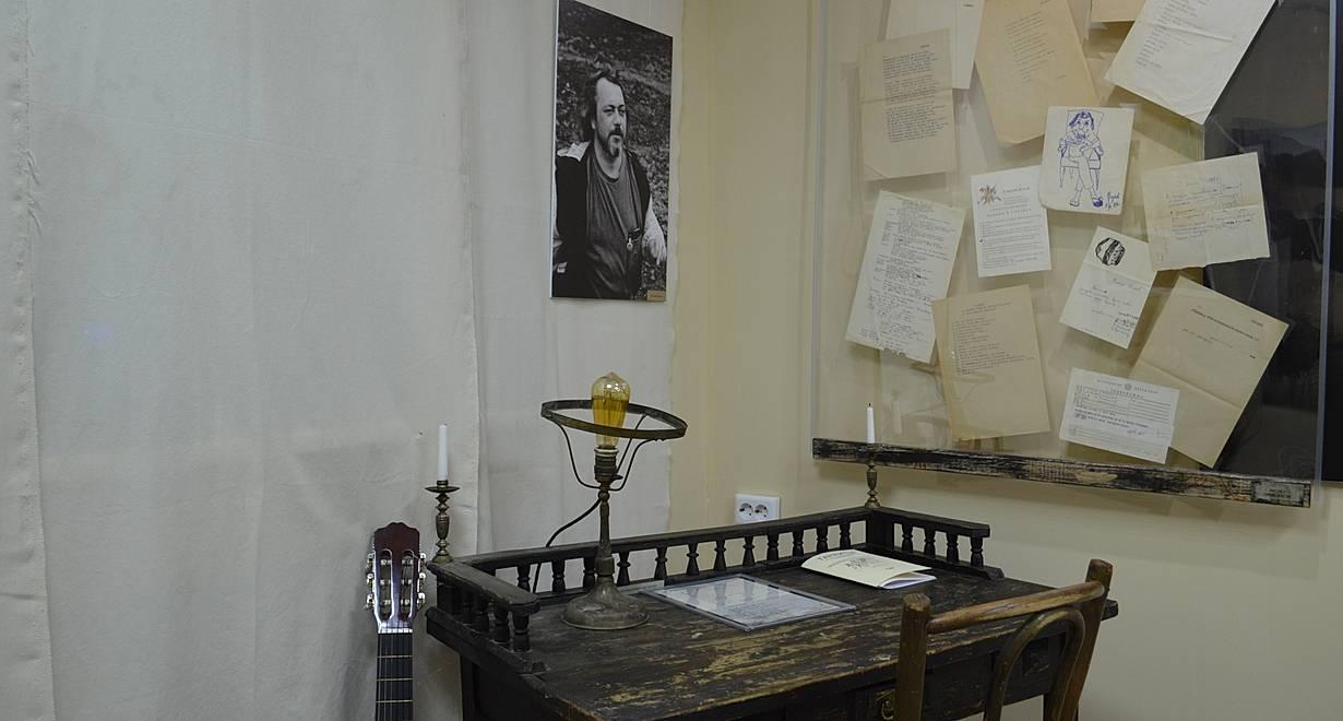 Выставочный комплекс музея-заповедника Танаис