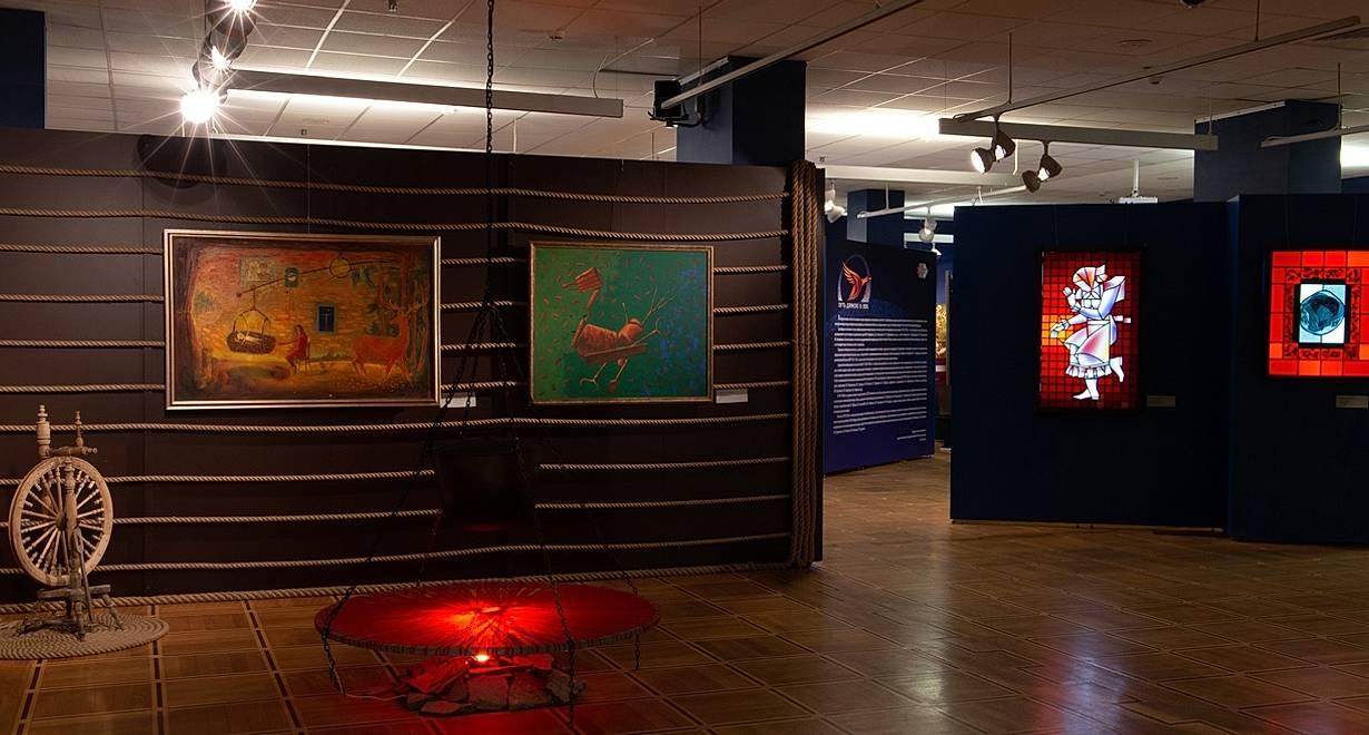 Национальная художественная галерея Марий Эл
