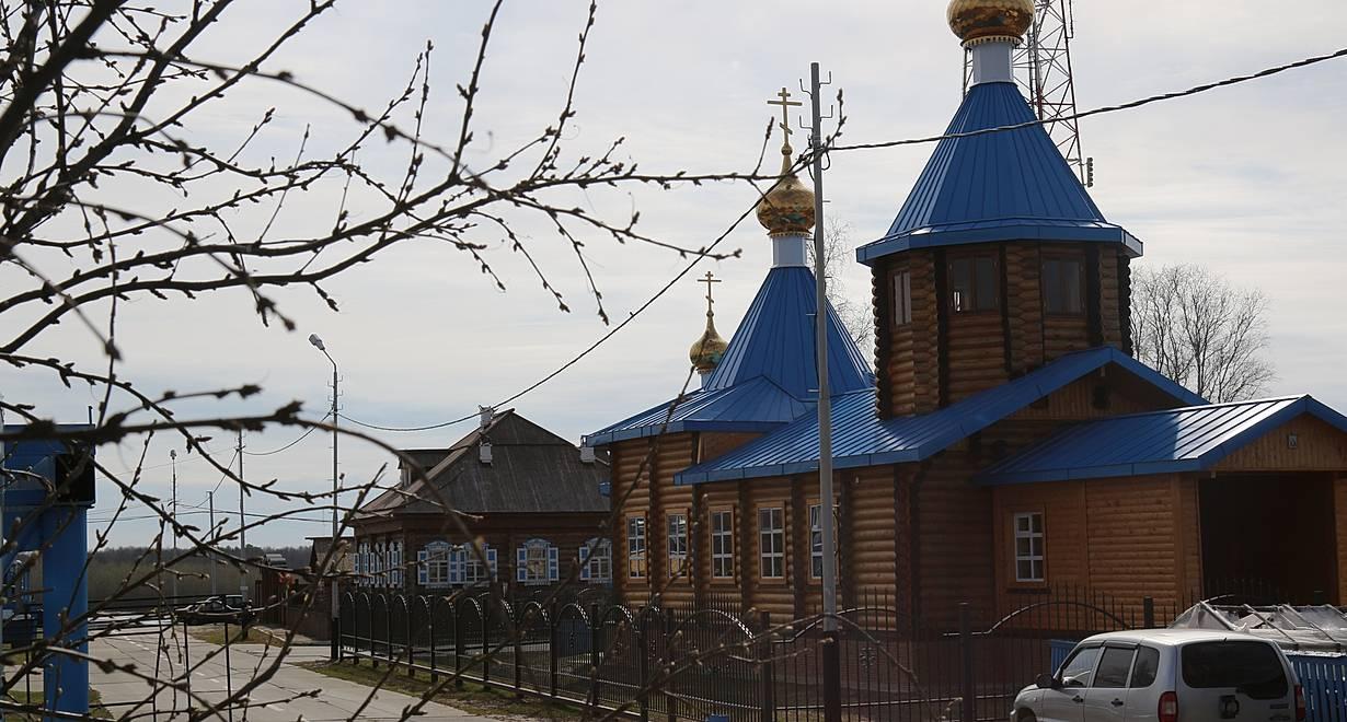 Музей-усадьба купца П.А.Кайдалова