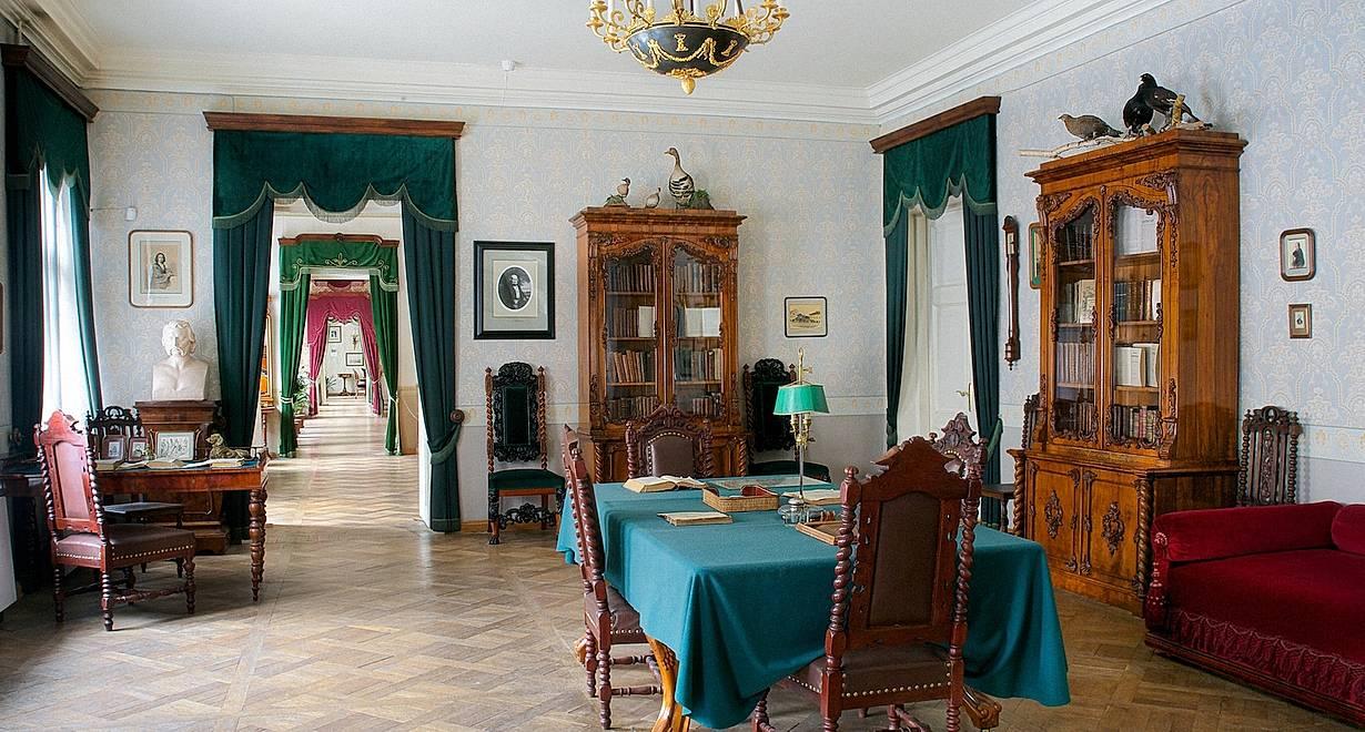 Музей-квартира А.С. Пушкина