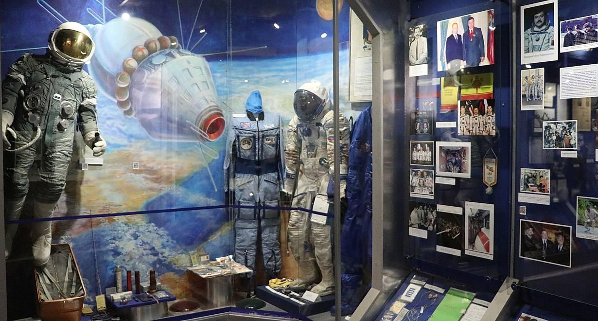 Мемориальный комплекс космонавта №3 А. Г. Николаева