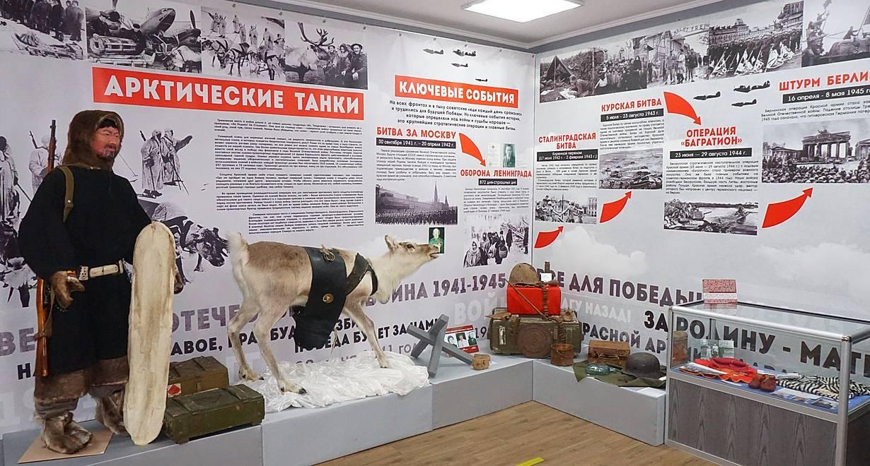 Пуровский районный историко-краеведческий музей