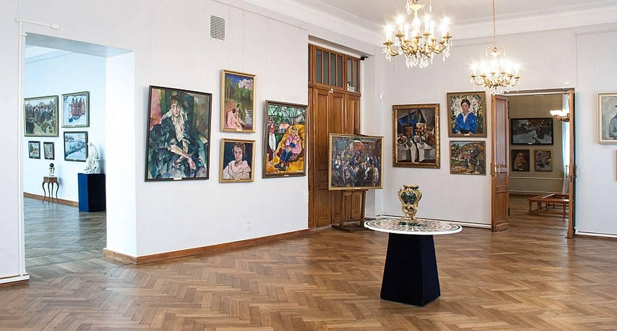 Пензенская картинная галерея