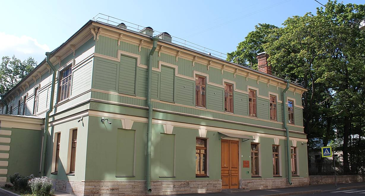 СПб музей Хлеба