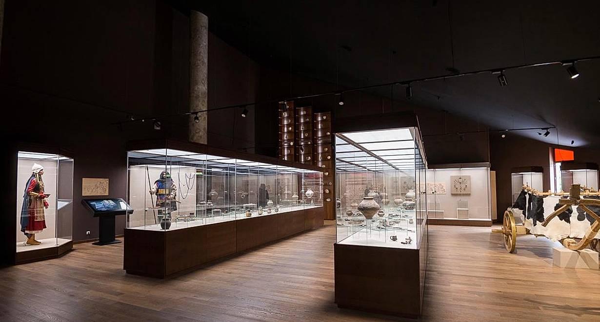 Национальный музей РСО-Алания