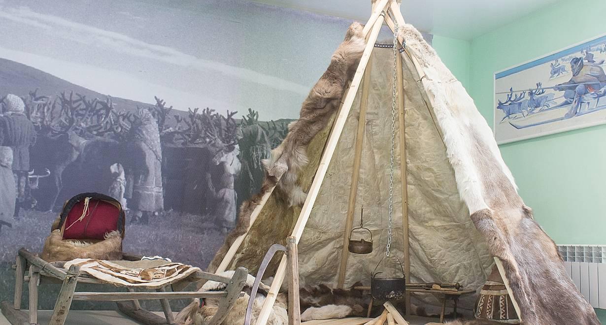 Воркутинский музейно-выставочный центр