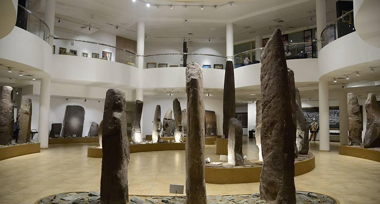 Хакасский национальный музей имени Л.Р. Кызласова