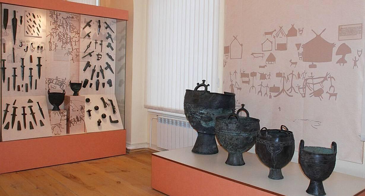 Краеведческий музей им. Н.М. Мартьянова
